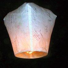 Chinese valentine sky lantern