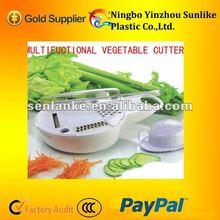 professional /hot/ Multifunctional vegetables/fruit /vegetable plastic processor/vegetable cutter