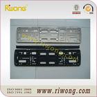 european remote control car license plate frame