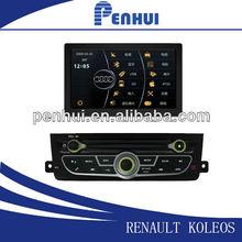 High Quality Renault Koleos Car DVD GPS Player