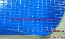 The blue meet European environmental test EN71 standard pool with PVC mesh folder