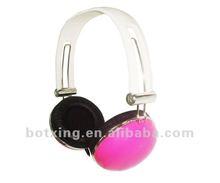 Comfortable top on ear headphones dota earphones