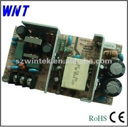 35W open frame led industrial lighting constant current with active PFC CE led power supply 520mA