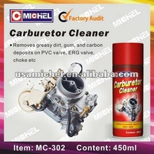 Car Care Carburetor Cleaner