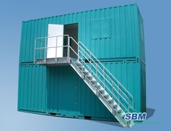 Container Houses in China
