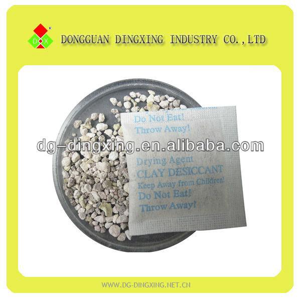 5g пакетики монтмориллонита кальция натуральной глины осушитель и миндалин активированный