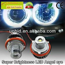 Best-seller with 2 years warranty e46 e36 e39 led angel eyes, super brightness angel eye led,10W E39 led angel eyes