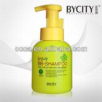 Pure natural mild baby shampoo