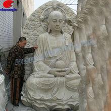 Religiosa buda del arte, Resina artesanía religiosa, Polyresin artesanía religiosa