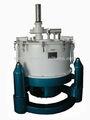 trípode sgz1000 de descarga de fondo rascador sólido líquido centrífuga continua