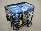 Electric start diesel engine generator 4kw CD5500