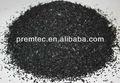 el refinado de oro de cáscara de coco carbón activado