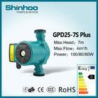 25-7S GPD Plus Shinhoo Solar System B-class Water Pump Circulation