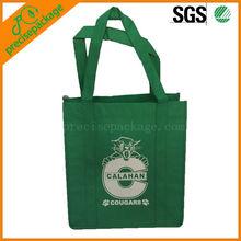 Changzhou supplier reusable pp non woven shopping bag