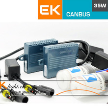 EK WHOLESALE HID XENON CONVERSION KIT CANBUS ERROR FREE PASSED 99% CARS CAR HID KIT FAMOUS BRAND 24V HID CANBUS KIT