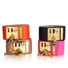 fashion leather bracelet wholesale indian gold jewelry