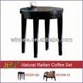 estilo europeu de mobília acrílica mesa de café lucite