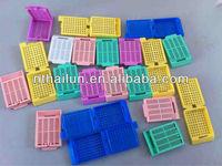 plastic embedding cassette