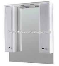 2013 White High Gloss Painted Bathroom Hang Mirrors