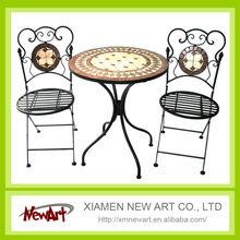 Garden Antique Furniture Metal Outdoor Modern Furniture Design Furniture