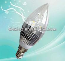 LEV304 3W SMD E14/E12 LED BULB & led candle light