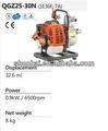 Nouvelle pompe à eau essence qgz25-30n