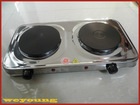 the best sale 2 burners electric cooktops china style