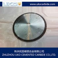 Tungsten carbide Saw Cutter Blades With Strob FTG