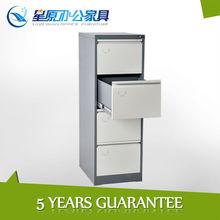 KD Metal Storage Furniture Vertical Steel 4 Drawer Filing Cabinet