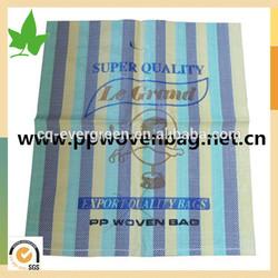 cheap pp woven bag 50kg/pp shopping bags for Africa market
