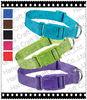 C022 wholesale best high quality nylon pet dog collar and leash