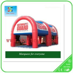 2015 new design large inflatable tent for christmas party