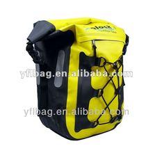 back wheel bike pannier,waterproof bag