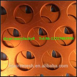Aluminum Perforated sheets / Decorative Aluminum Perforated metal sheet
