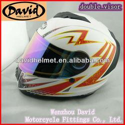 David new desion full face helmet for motorcycle D812