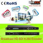 Broadcast catv digital headend IP Streamer(video multiplexer,digital tv scrambler(option))