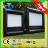 2014 outside inflatable screen/inflatable movie screens