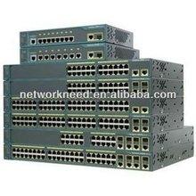 Cisco Catalyst WS-C2960G-8TC-L 8 port network switch
