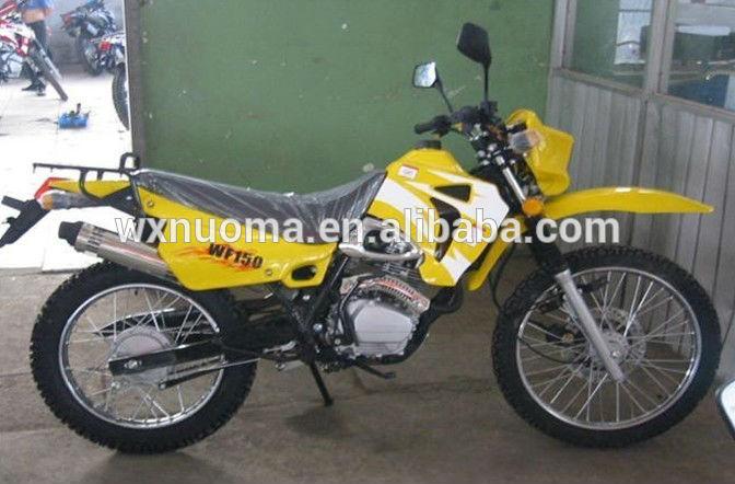 大電力200ccのダートバイク