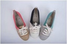 flat lady shoes