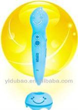 Kids' birthday gift digital talking pen /Manufacturer in China Best pen, kid gift passed CE SGS RoHS