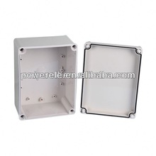 2013 Hot Sale Switch aluminium rectangular box