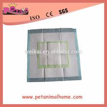 High absorbent disposable cat pee pads