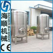 Stainless steel storage wine tanks (CE certificate)