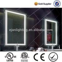 Hot-selling lighted Hotel Bathroom Mirror LED