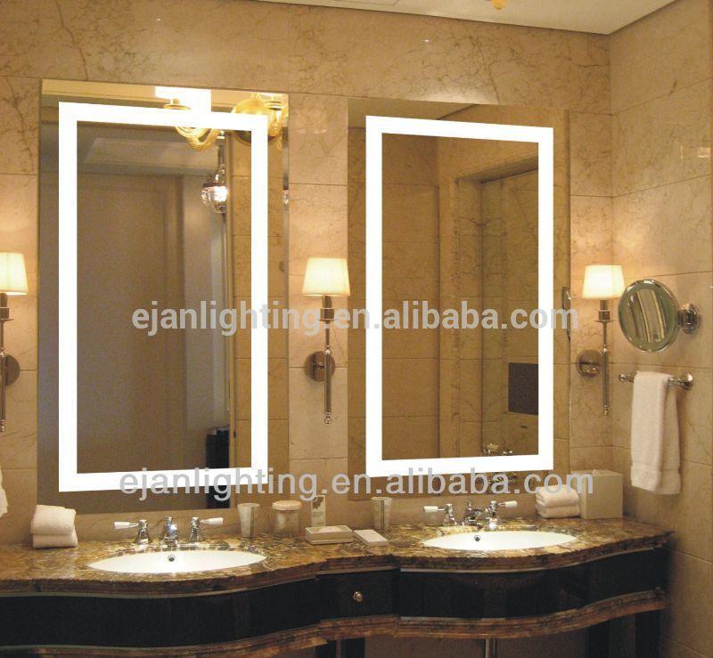 hot selling lighted hotel bathroom mirror 1414358123 Western Bathroom  Mirrors western bathroom design  Western Bathroom. Western Bathroom Mirrors