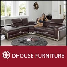 Dhouse Furniture Modern Leather Sofa