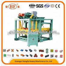 business partner wanted QTJ4-25B cement block making machine