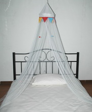 White Kids Bed Canopy