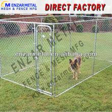 Chain Link Fence Dog Run